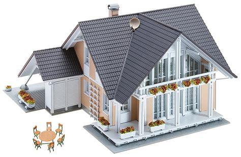 Faller Countrysite Decor Acceessories Miniature Building Ho Scale faller 130394 prestige house