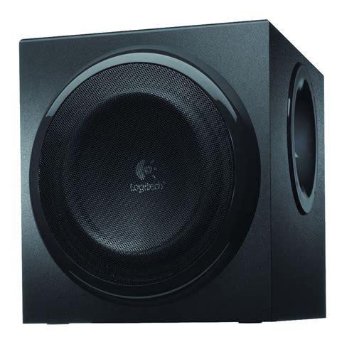 Speaker Logitech Z906 5 1 Speakers Dolby Thx Certified logitech thx home cinema 5 1 surround sound speakers z906