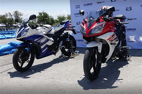 Yamaha Motor Philippines unveils YZF R15   Top Gear Ph