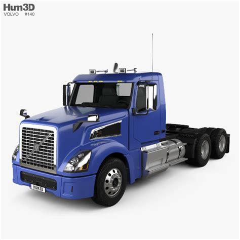 volvo trucks 2007 models volvo vnl 3d models hum3d