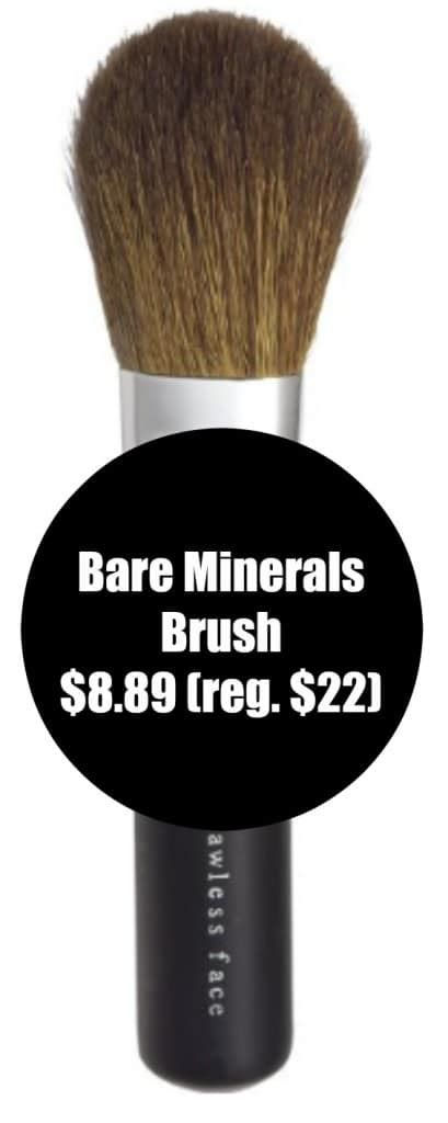 bare minerals fan brush amazon bareminerals flawless application brush 8 89