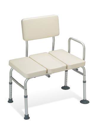 padded transfer bench guardian padded transfer bench at indemedical com