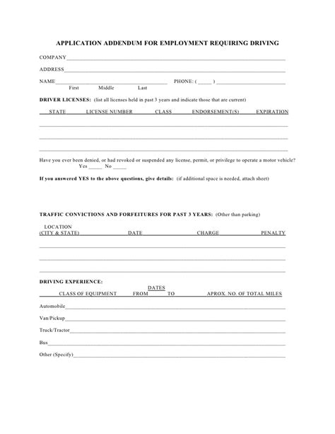 Contract Letter Format For Driver Sle Fleet Safety Program