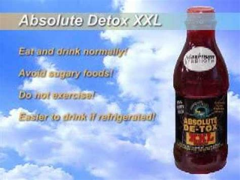 Absolute Detox Drink Reviews by Detoxification To Pass Test Doovi