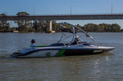 ski boat rudder parts legend rider edition camero ski boats