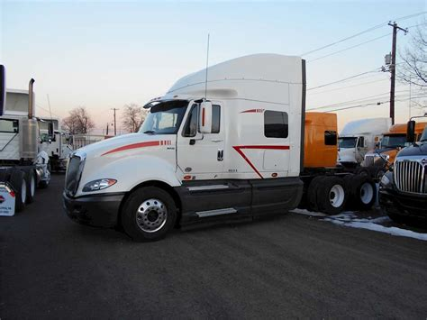 International Sleeper Trucks by 2012 International Prostar Sleeper Truck For Sale 338 000