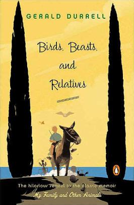 0006344658 birds beasts and relatives birds beasts and relatives by gerald durrell paperback