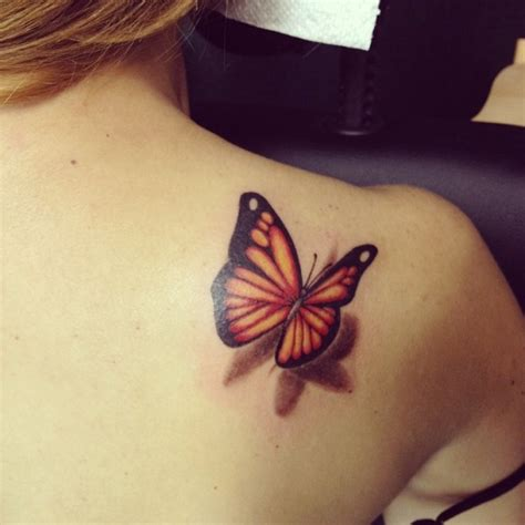 3d tattoos butterfly 65 3d butterfly tattoos nenuno creative