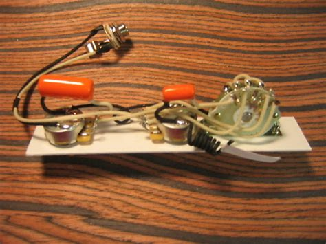 k d paulus guitar parts wiring harness for esquire 4 way