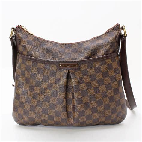 Louis Vuitton Eravinne Size 26cm auth louis vuitton bloomsbury pm damier ebene cross
