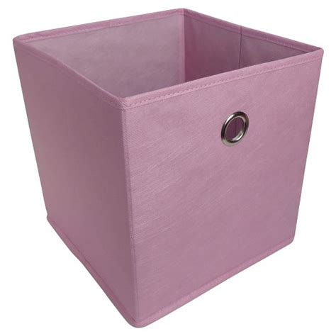 room essentials storage bin room essentials fabric cube storage bin 11 quot