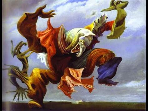 max ernst  german painter dadaist  surrealist art movements youtube
