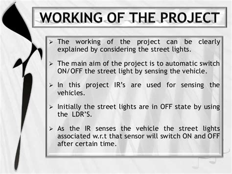 Solar Home Lighting System Project Report. automatic room