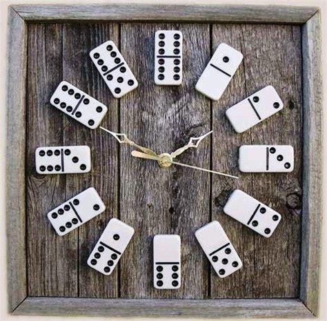 buat jam dinding dari barang bekas ツ 12 contoh model jam dinding unik minimalis buatan