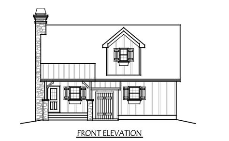 small 3 story house plans small bungalow cottage house plan with porches and photos