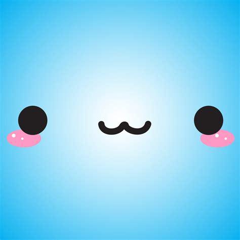 kawaii emoticons wallpaper kawaii face by poppey40 on deviantart