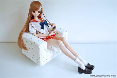 smart doll clothes mirai smart doll in mirai summer d puppy52dolls