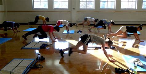 Rpac Fitness Classes 2 by Sculpt Recsports Of Notre Dame