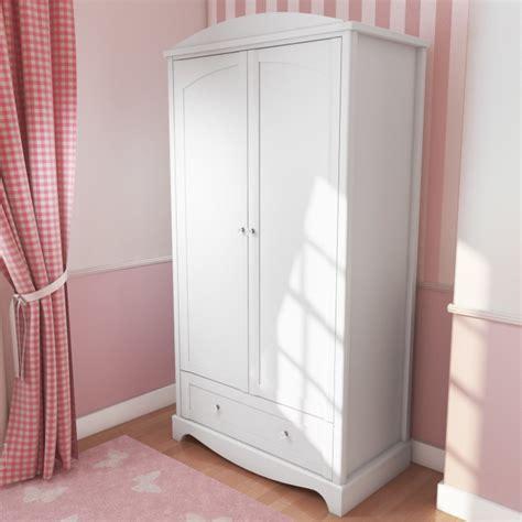 girl armoire victoria girls white double wardrobe furniture123