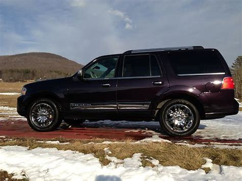 2007 lincoln navigator for sale by owner in loveland co 80539 buy used 2007 lincoln navigator ultimate package 4 wd 4 door 5 4l one owner in west kill