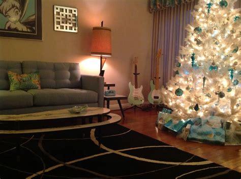 mid century holiday decor christmas pinterest
