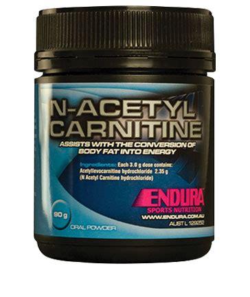n acetyl creatine endura n acetyl carnitine discounted
