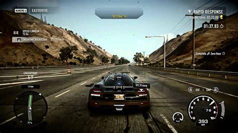 koenigsegg agera r need for speed pursuit need for speed rivals cop koenigsegg agera r rapid