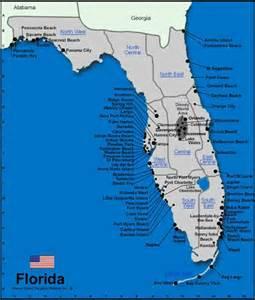 florida vacation map florida vacation rentals and accommodations owner direct