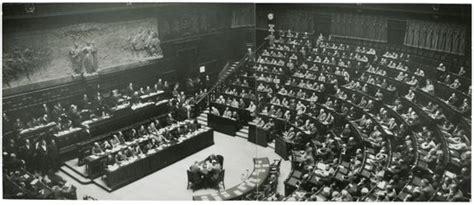 seduta dei deputati prima seduta della dei deputati ed elezione dei
