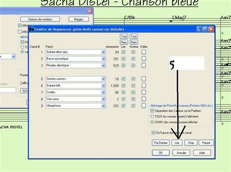 format email deezer convention sur le format midi article du blog musique