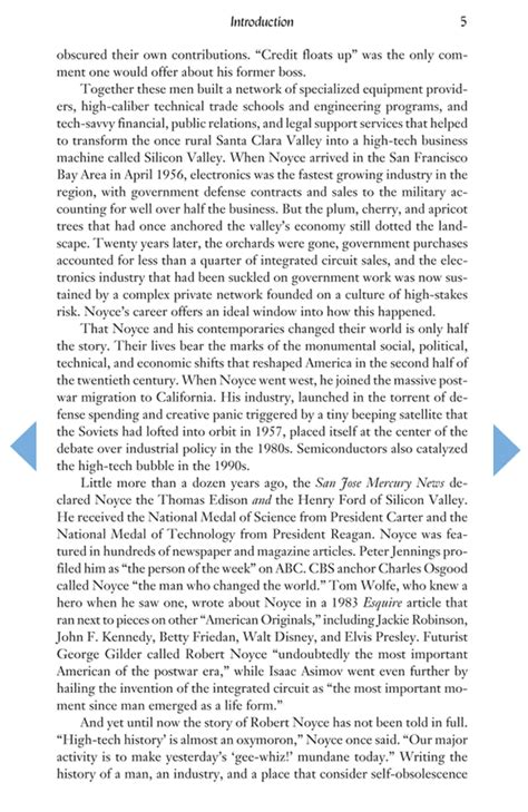 Troublemakers Silicon Valley S Coming Of Age excerpt the the microchip 5