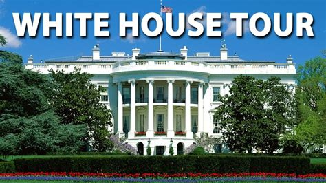 tour the white house white house tour us capitol building youtube