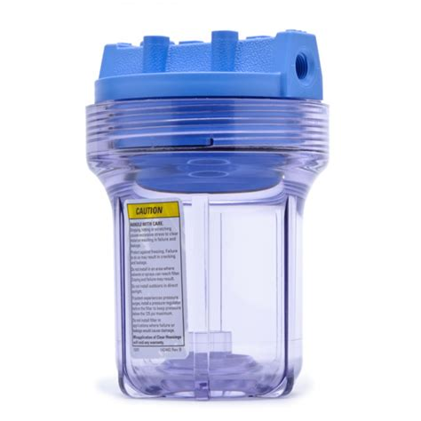 Home Clear by Pentek Slim Clear 14 Wpr5 Whole House Slim 5 Inch Filter