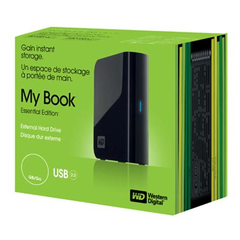 my edition books 西部数据my book essential edition wdh1u5000c 3 5英寸 500gb 其他图片