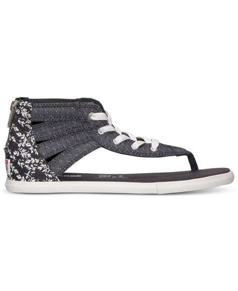 finish line sandals converse s chuck gladiator sandals from