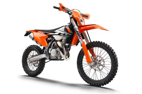 Ktm 150cc Enduro21 Look 2017 Ktm 125 150 Xc W