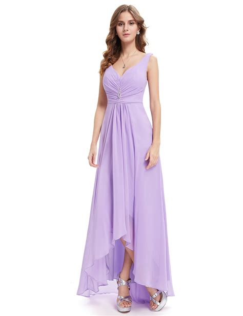 Bridesmaid Dresses Asymmetrical Hem - pretty bridesmaid cocktail formal