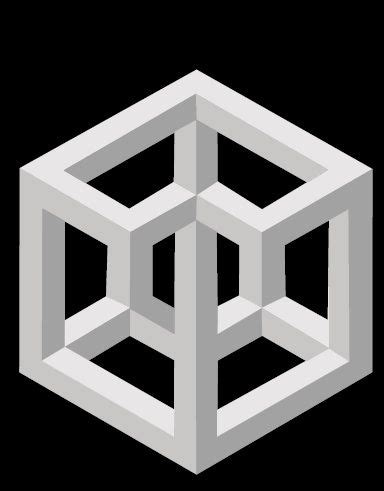 ilusiones opticas figuras imposibles escher figuras imposibles buscar con google visual