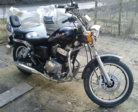 Big Saleee Mk Seprem ajs dd125e mk3 regal raptor learner 125 motorcycle