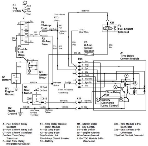 deere ignition wiring diagram 250 wiring diagram