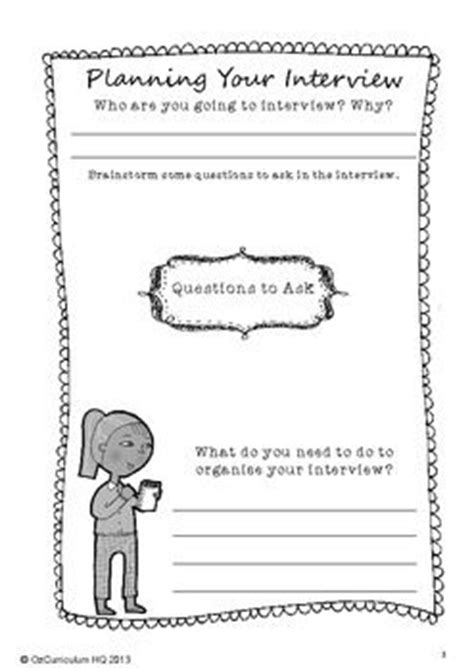 biography interview questions for elementary students 17 best images about interview project on pinterest