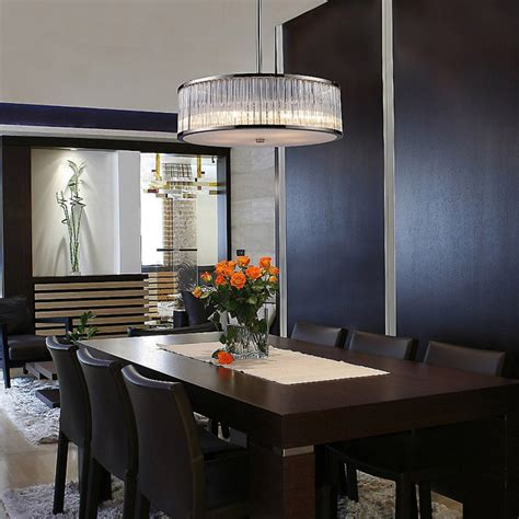 Dining Room Pendant Lighting Ideas Advice At Lumens Com Lights For Dining Rooms