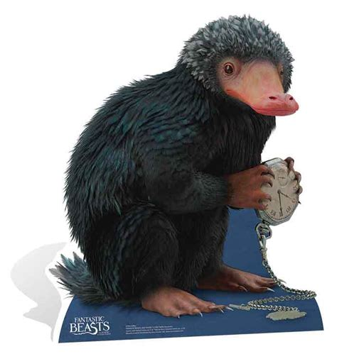 Where Do Find Niffler From Fantastic Beasts And Where To Find Them Lifesize Cardboard Cutout