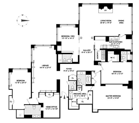 trump tower floor plans for 23 million you can be donald trump s downstairs