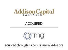 addison advisors llc addison capital partners acp acquired integrated