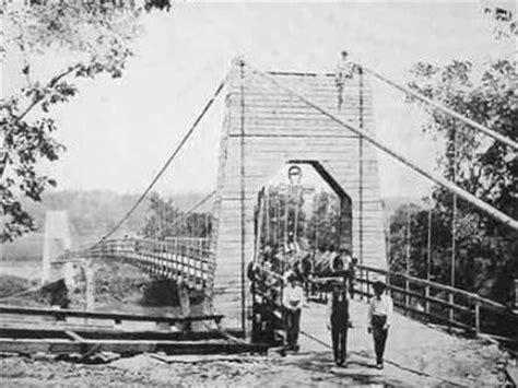 bridgehunter.com | tuscumbia swinging bridge