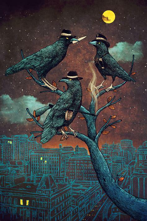 A Murder Of Crows a murder of crows alvarejo