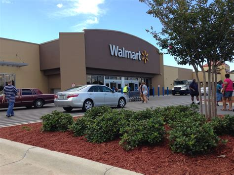 walmart on 23rd st panama city mulch change out