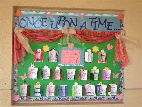 story book themes for preschool fractured fairytale bulletin board education pinterest