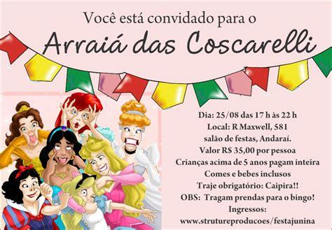 Modelo De Convite Para Festa Convites Para Festa Junina Confira Dicas De Convites Para Festa Junina Ideias Mix